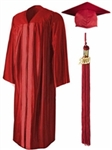 Seaholm Senior Cap and Gown